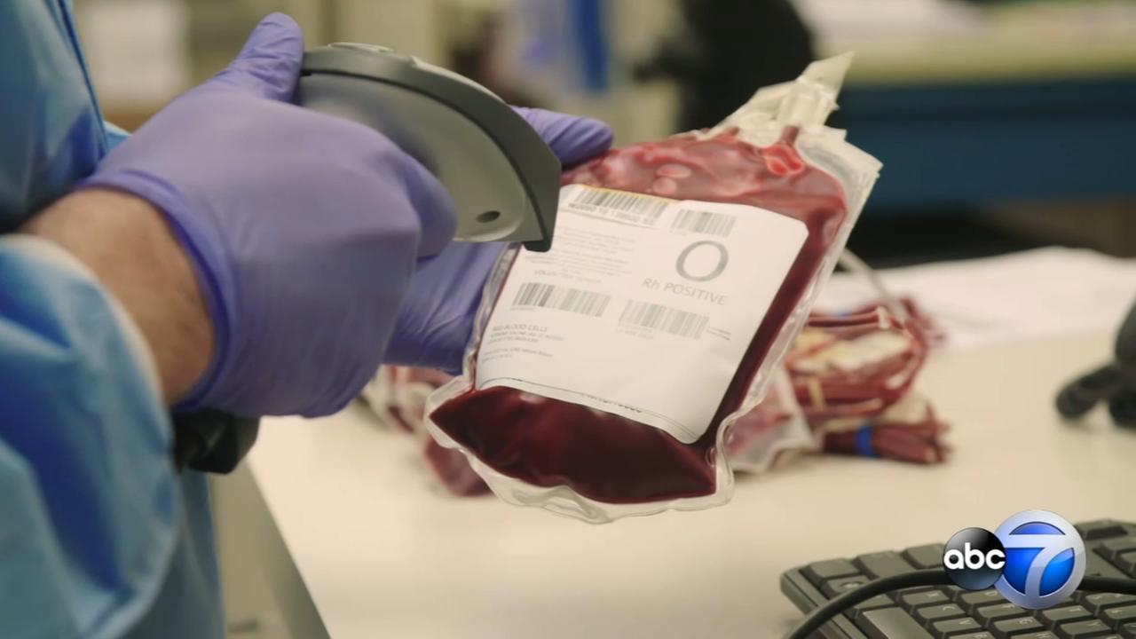 American Red Cross facing critical blood shortage