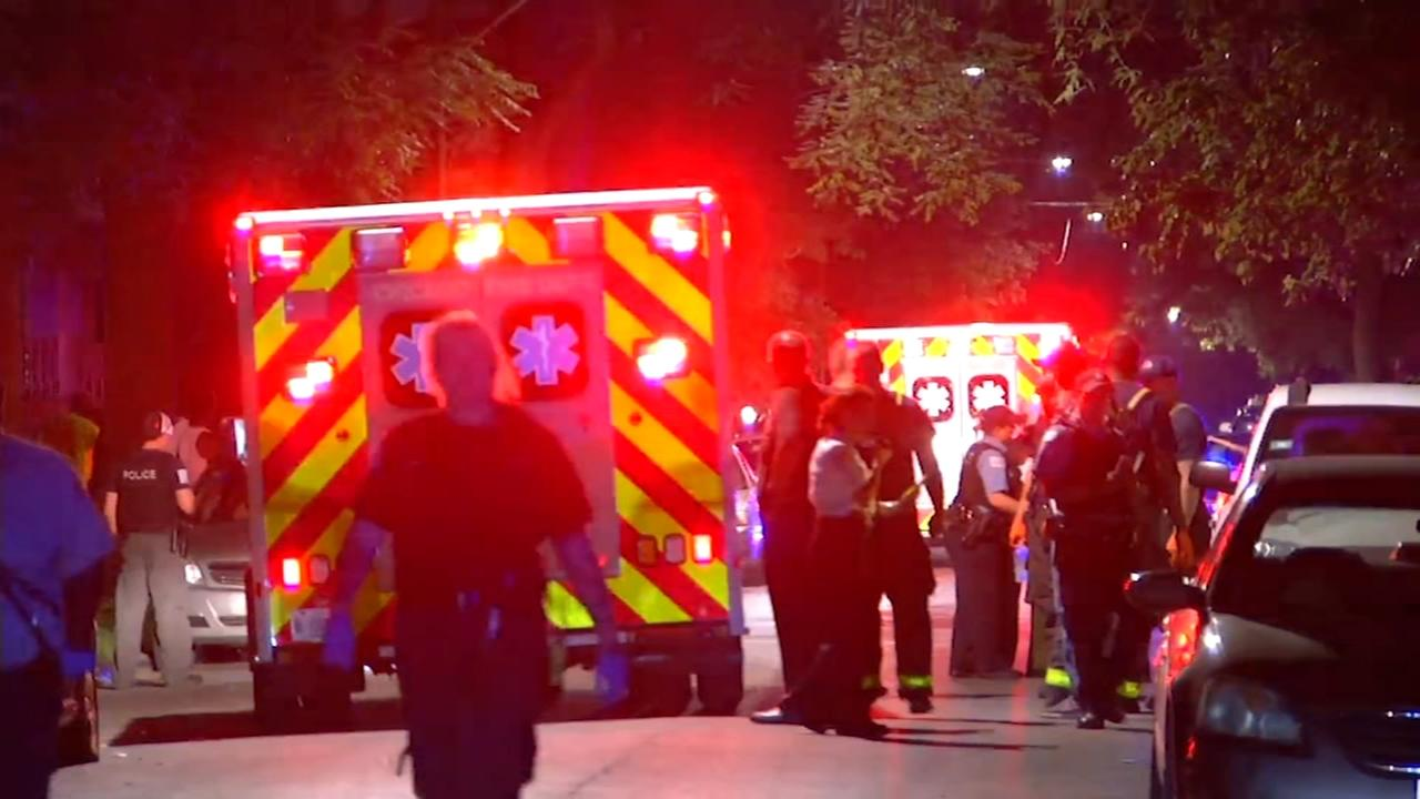 4 killed, 9 wounded in Chicago shootings Wednesday