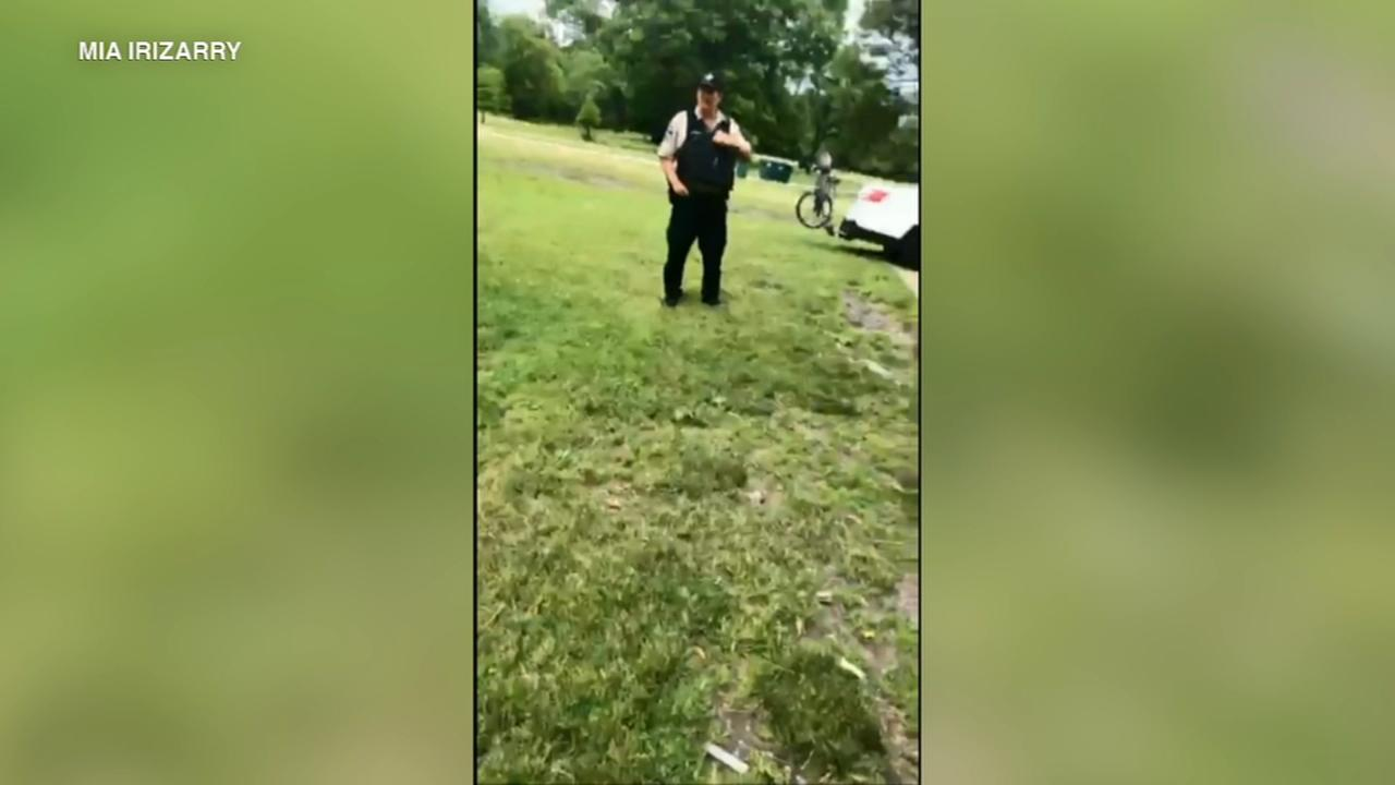Forest preseve officials promise changes after video showing woman being harassed
