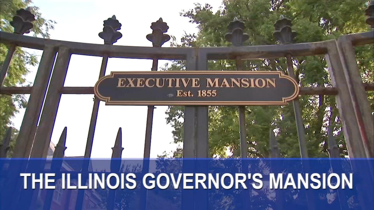 Sneak peek inside newly-renovated Illinois Governors Mansion