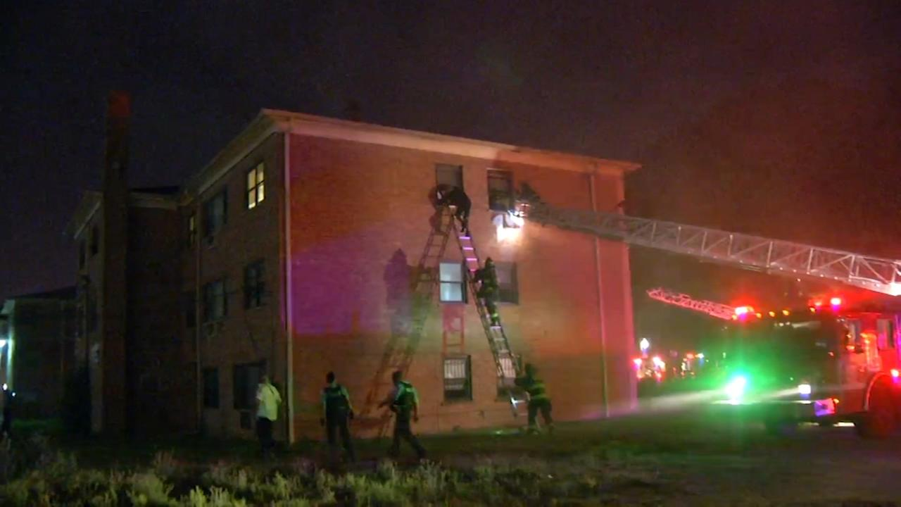3 hurt in Chatham fire