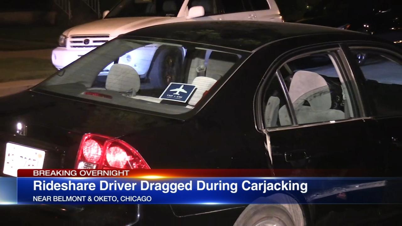 Ride-share driver shoots at carjackers on NW Side