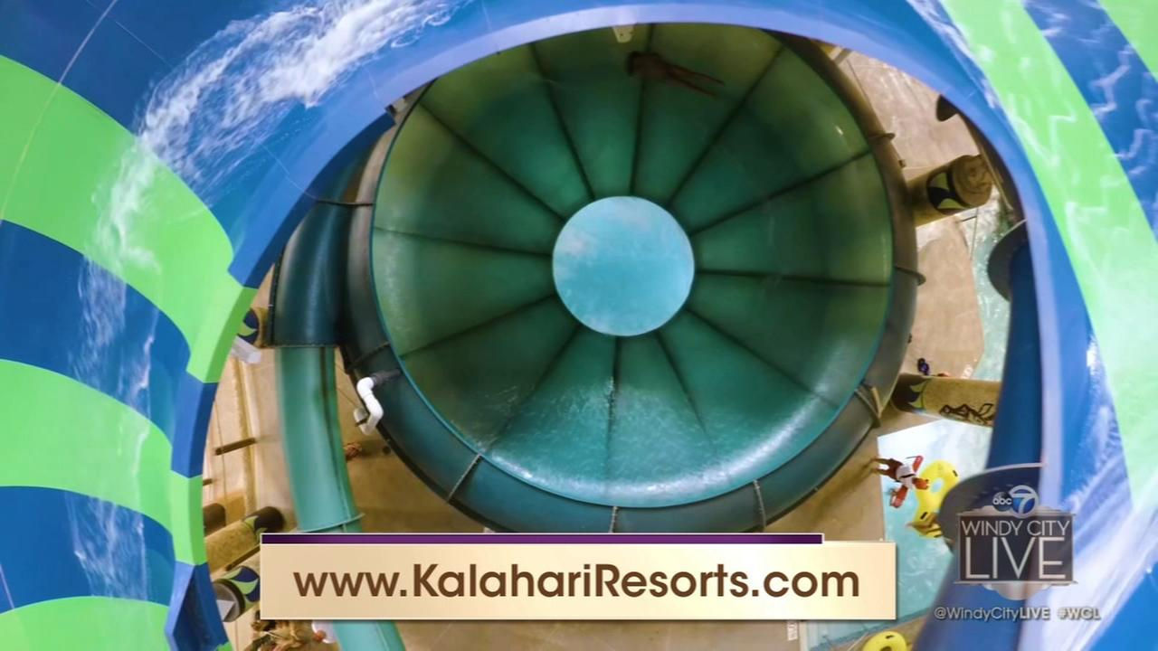 Kalahari Resorts offers vacations fit for the whole family