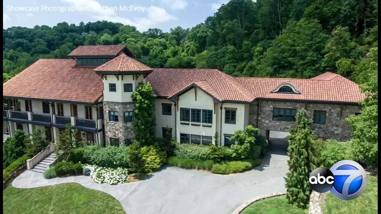 Jay Cutler and Kristin Cavallari list Nashville mansion for $8 million