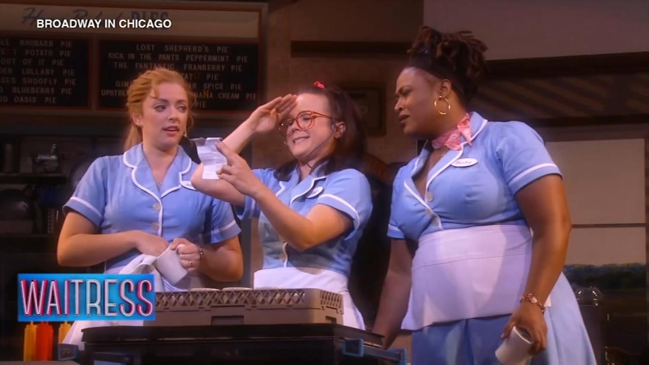 Waitress director talks musicals, theater with Janet Davies