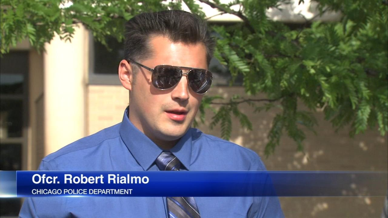 CPD Officer Rialmo involved in bar fight