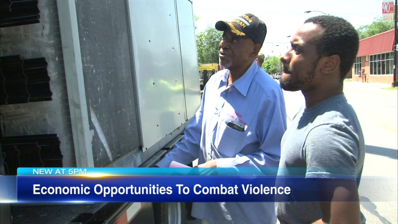 Community leaders who lost sons to gun violence team up to fight violence