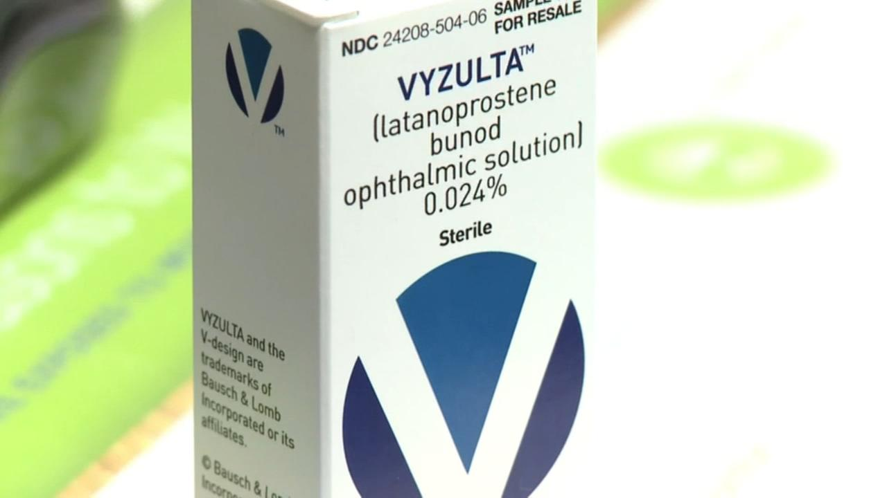 New drug Vyzulta on the market to treat glaucoma