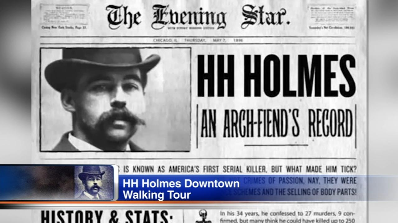 H.H. Holmes Downtown Walking Tour