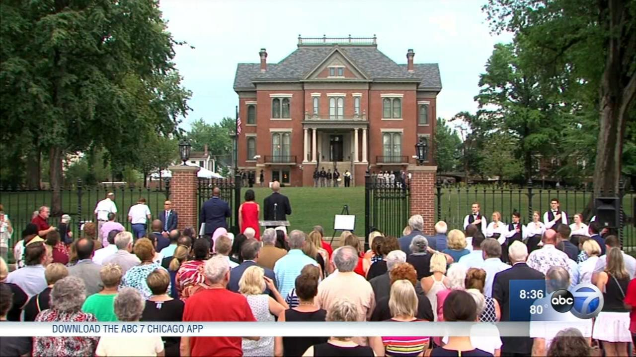 Governor's mansion renovations complete
