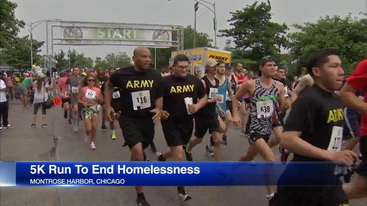8th annual Run To End Homelessness