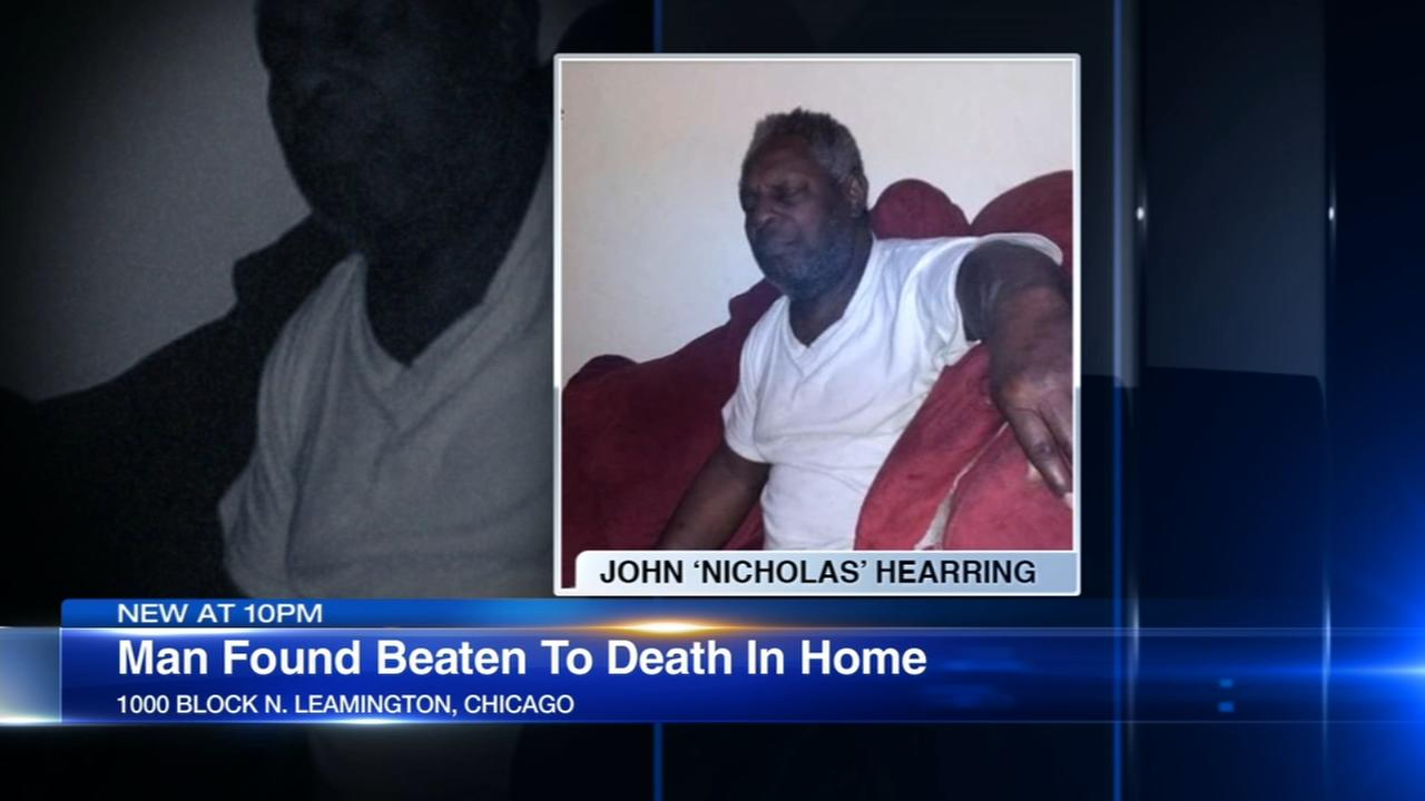 Father of 43 children found beaten in West Side home