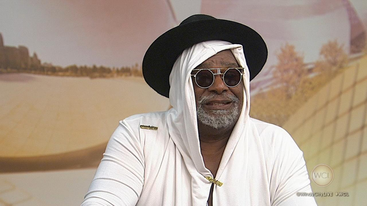 George Clinton, music pioneer and Funk Master, revolutionized music