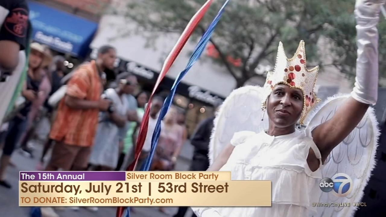 15th Annual Silver Room Block Party to be held in Hyde Park