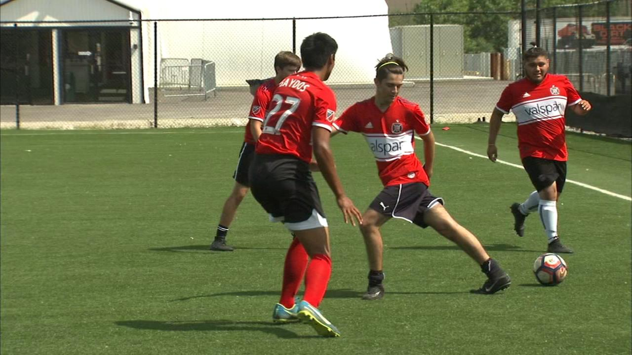 Special Olympics Unified Cup kicks off Tuesday