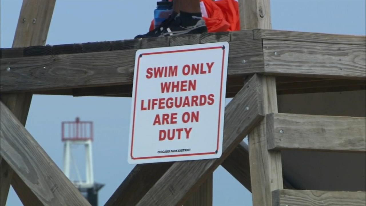 Group seeks improved beach safety after 13-year-old girl drowns at North Side beach