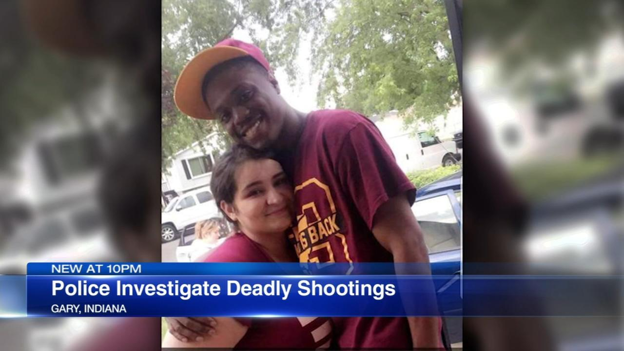 3 shot to death Sunday morning in Gary
