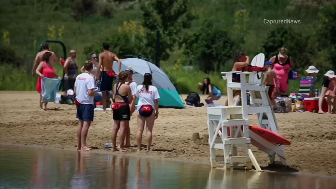 Girl, 6, found unresponsive at Three Oaks Recreation Area in Crystal Lake