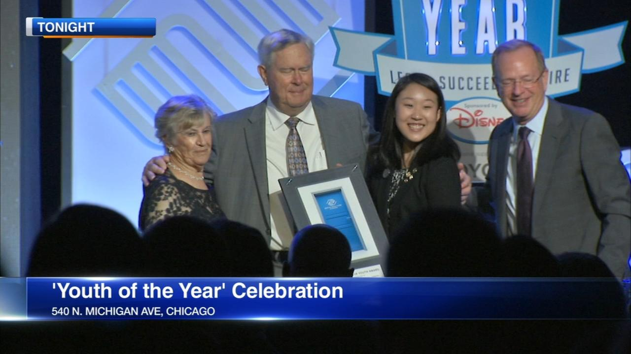 Boys and Girls Clubs of America honor 'Youth of the Year'