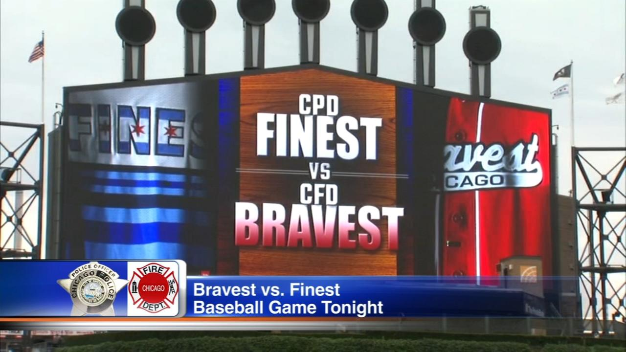 CPD vs. CFD charity baseball game to be held Wednesday