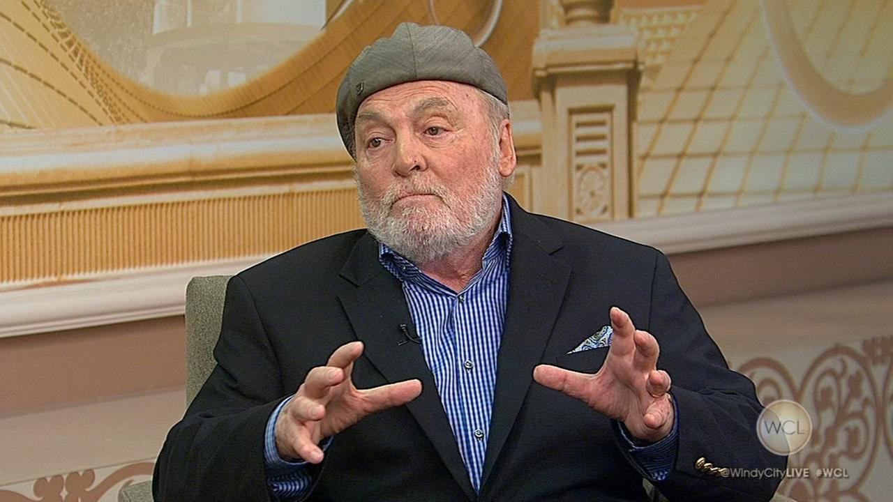 Stacy Keach returns to The Goodman in Pamplona