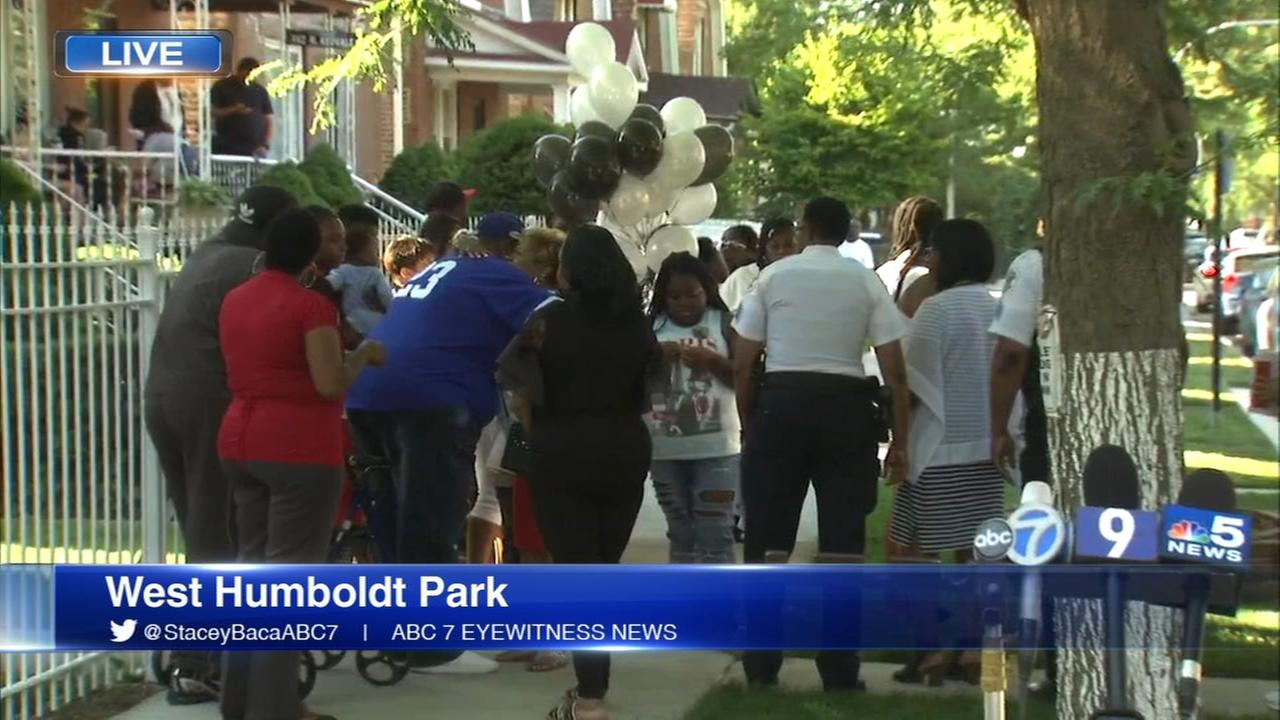 Vigil held for victim of attempted carjacking