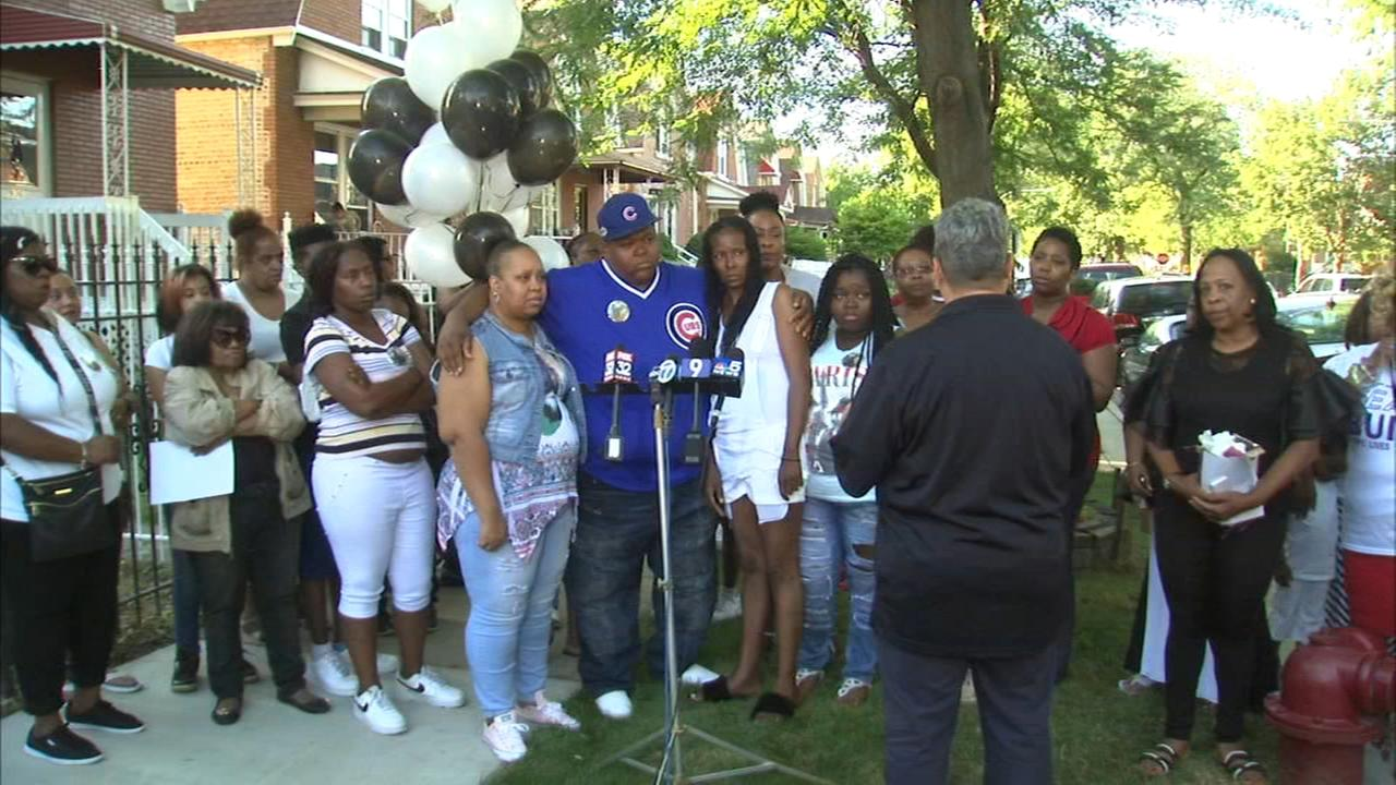 Vigil held for victim of West Humboldt Park attempted carjacking
