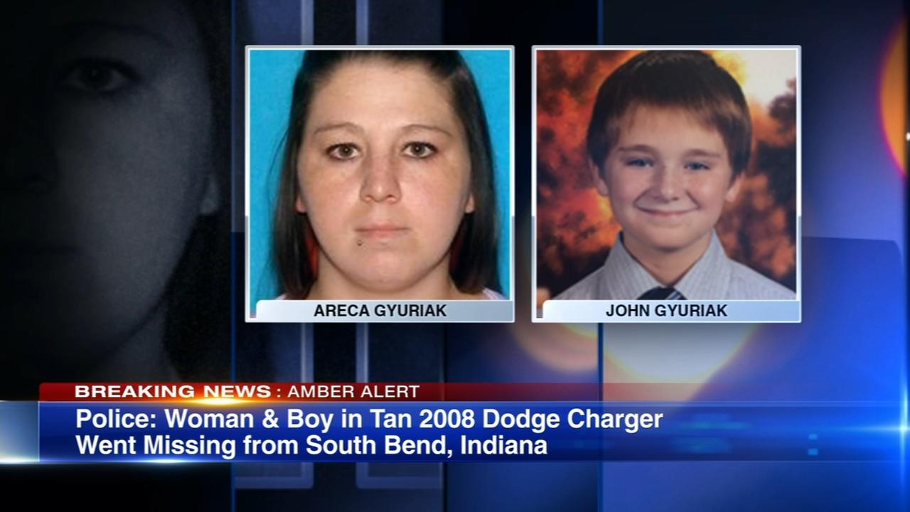 Amber Alert: Boy, 9, missing from South Bend, Ind.