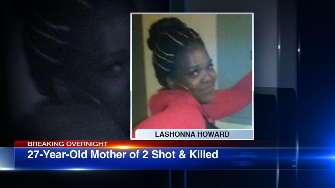 Mother of 2 fatally shot in head in Washington Park