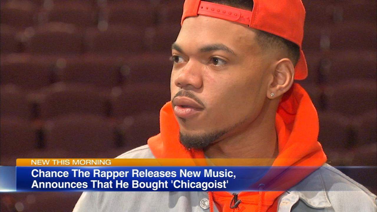 Chance the Rapper buys Chicagoist, announces move in new song