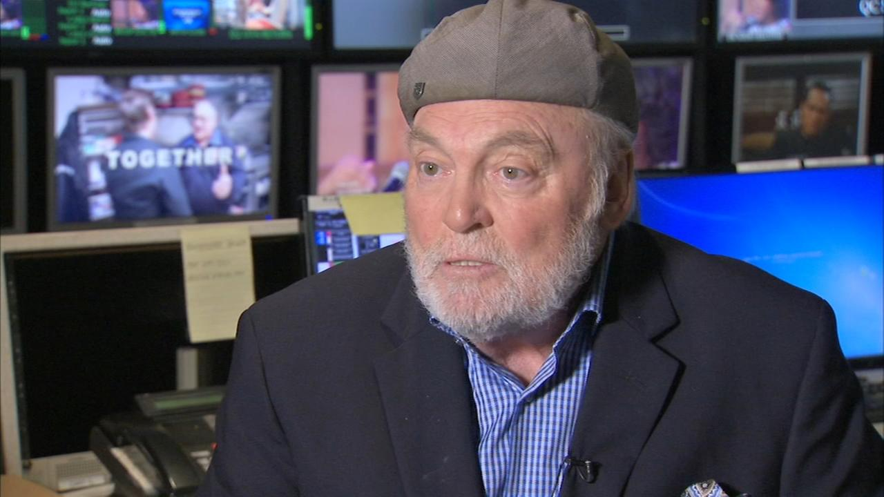 Stacy Keach returns to Goodman in Pamplona after heart attack