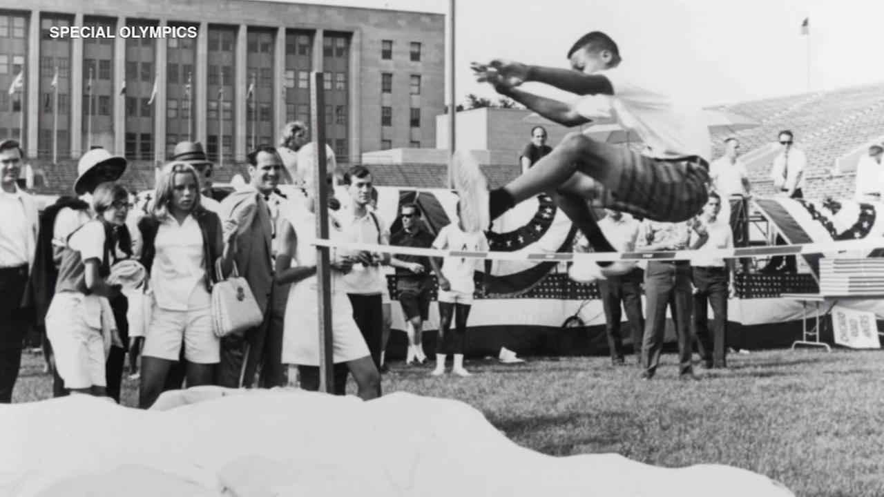 Special Olympics 50th Anniversary: How a Chicago PE teacher helped change our views of intellectual disabilities