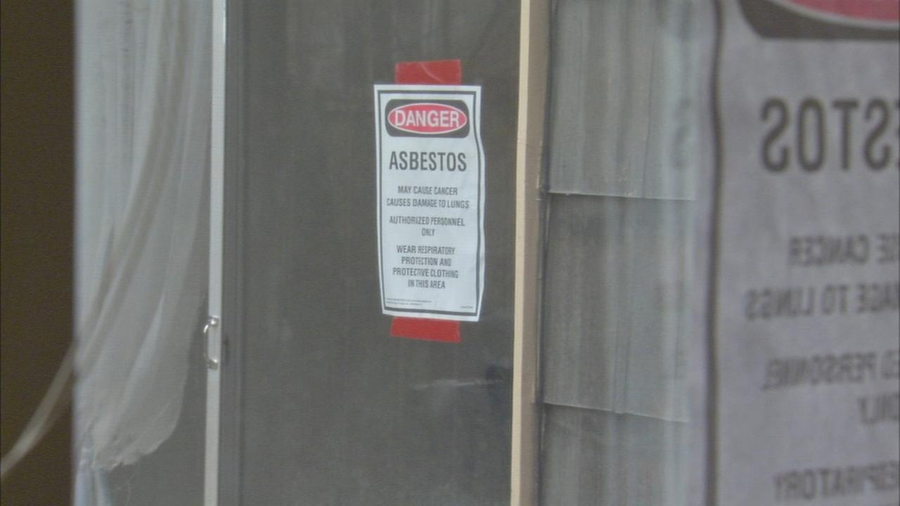Buffalo Grove family plagued by asbestos nightmare