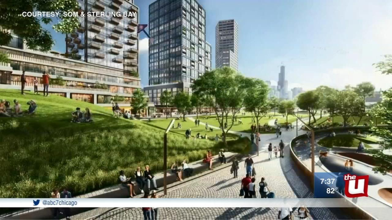 Community reacts to proposed Lincoln Yards development along Chicago River