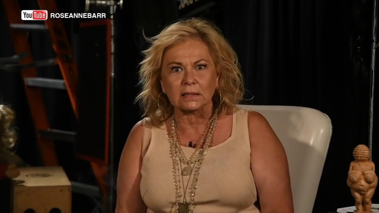 Roseanne defends tweet on YouTube, says she thought Valerie Jarrett was white