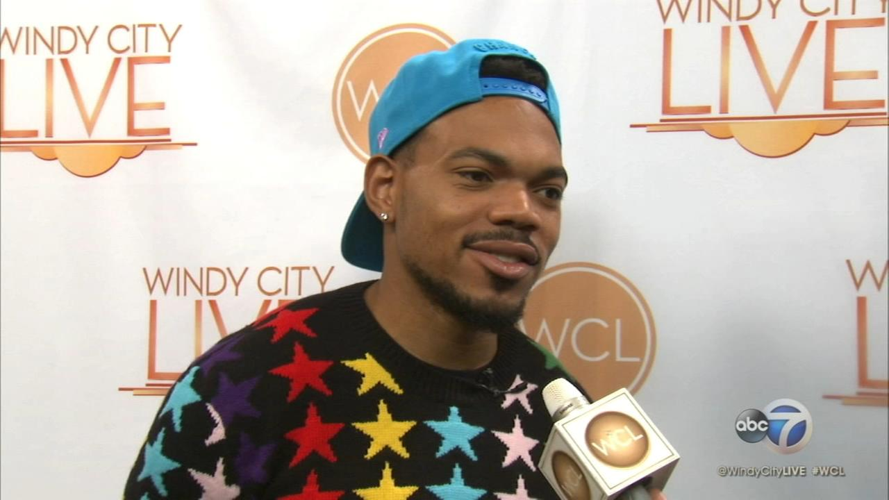 2 Minute Warning: Chance The Rapper