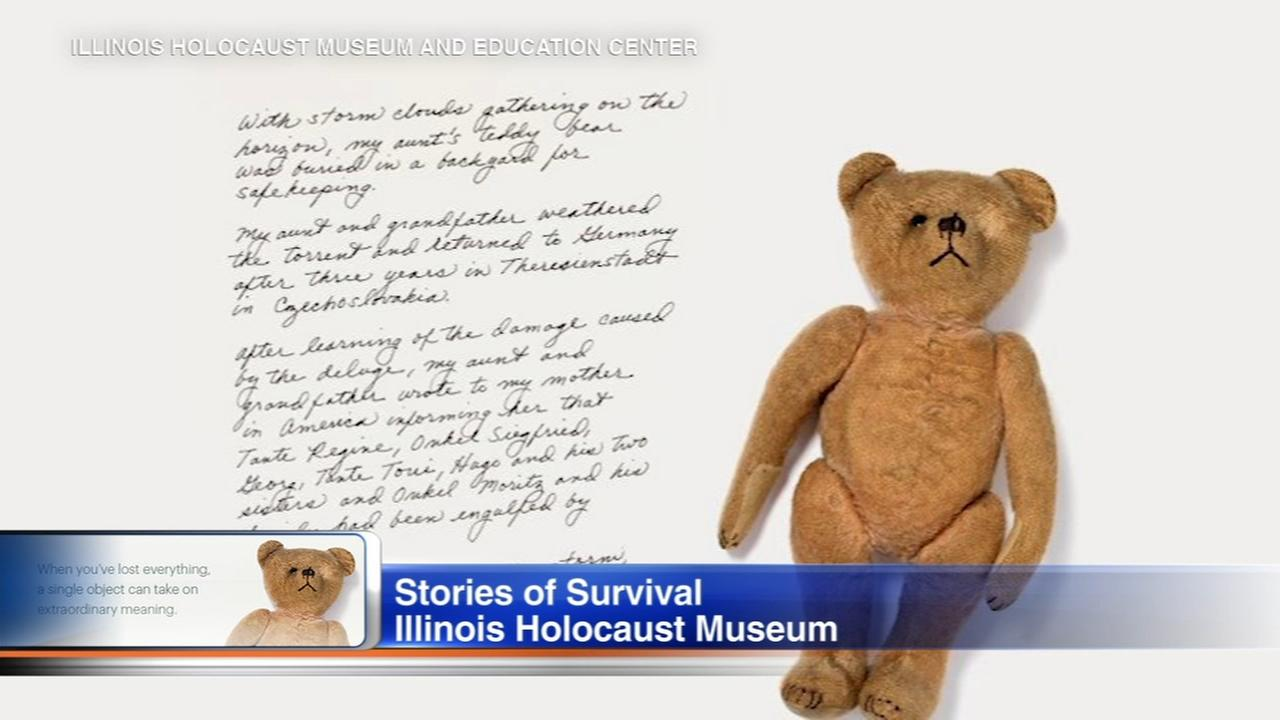Illinois Holocaust Museum opens Stories of Survival exhibit