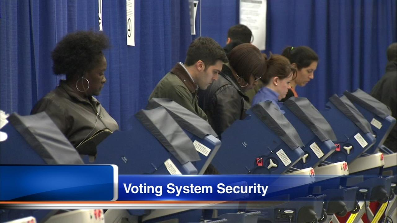 Weekend Watch: Voting system security