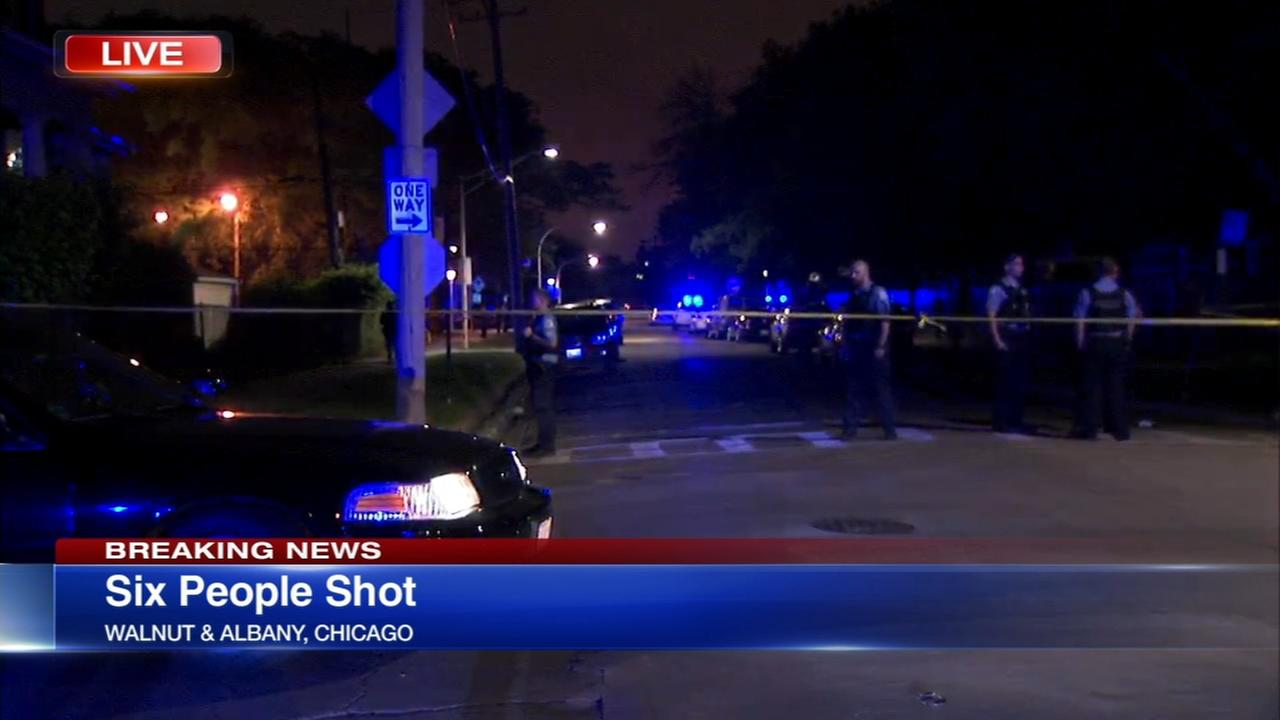 6 shot in East Garfield Park