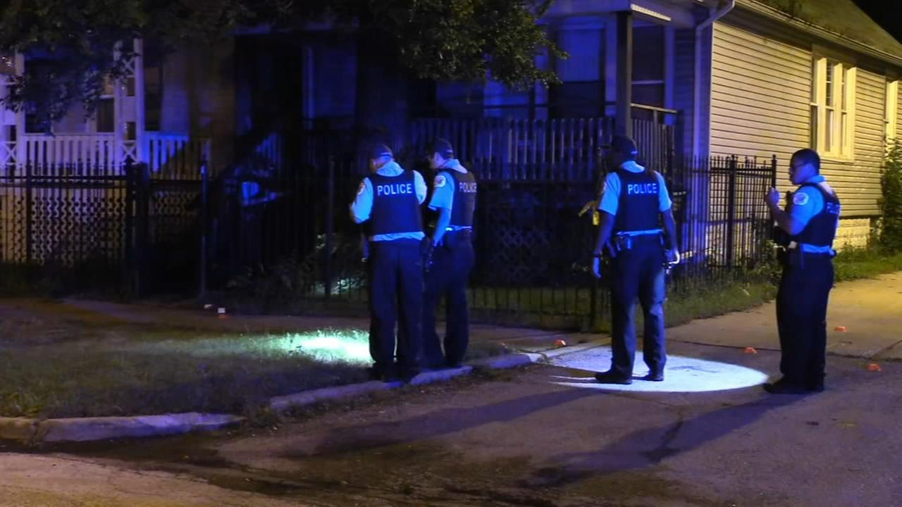 3 killed in weekend shootings across Chicago