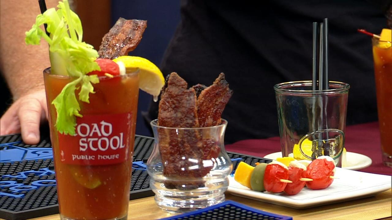 2018 Highwood Bloody Mary Fest and competition