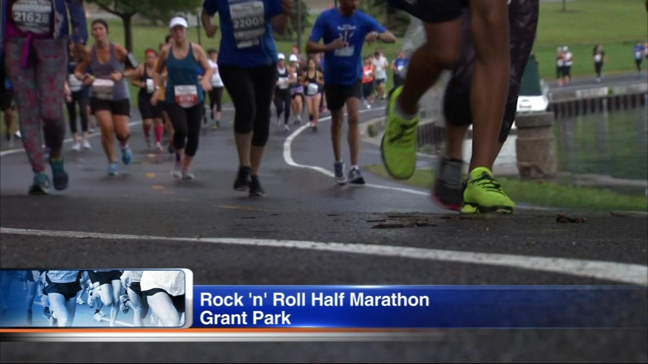2018 Rock 'n Roll Chicago Half Marathon Sunday