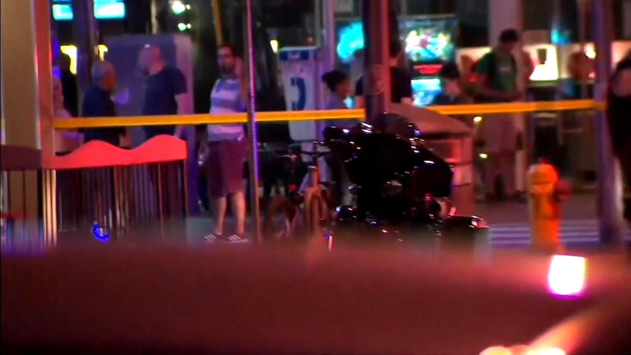Police investigate motive of Toronto gunman who shot 14