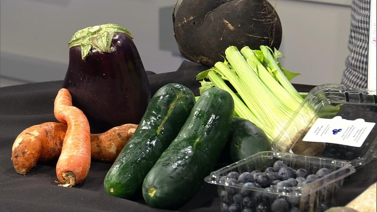 Company offers discounts on imperfect-looking produce