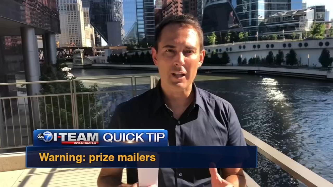 I -Team Quick Tip: Cash Prizes