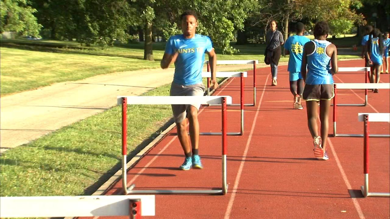 13 South Side kids advance to national junior Olympics in track and field