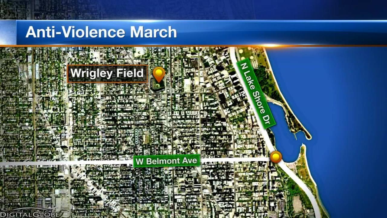 Activists plan to shut down Lake Shore Drive, bring anti-violence awareness to North Side next week