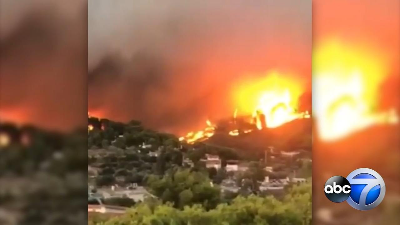At least 74 killed in wildfires in Greece