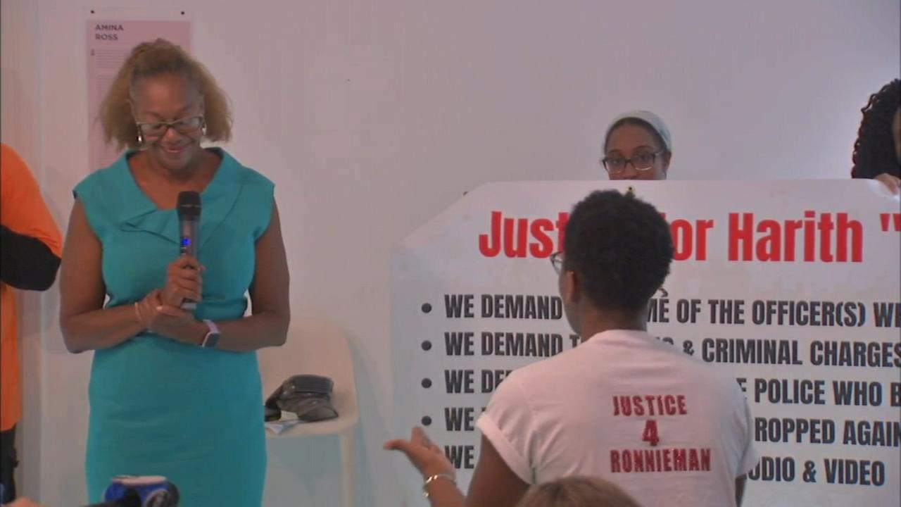 Tempers flare at community meeting on fatal South Shore police shooting