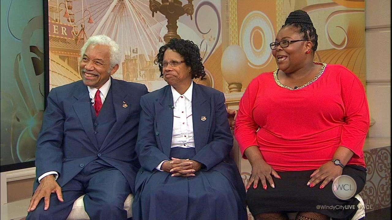 Dr. Hiram and Joronda Crawford talk about Pacific Garden Mission